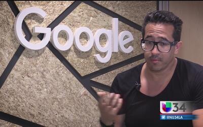 Conoce al mexicano que está detrás de uno de los mayores éxitos de Google
