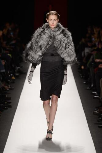 Carolina Herrera Fashion Week NY 2013