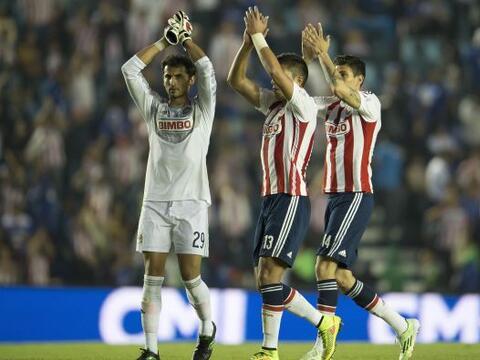 Con los resultados obtenidos recientemente en la Liga MX, las Chivas ven...