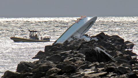 En video: Escena del accidente donde murió el lanzador de los Marlins Jo...
