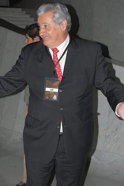 Rafael Lebrija, nuevo presidente de Chivas, regresó a los altos niveles...