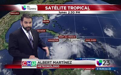 El tiempo: huracán Matthew