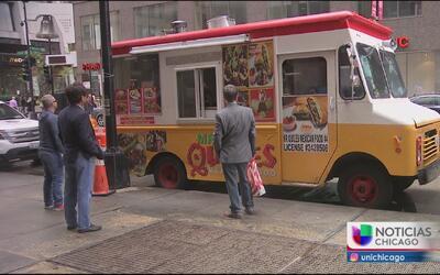 ¿Los 'food trucks' de Chicago están en riesgo?