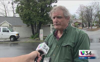 Residentes en Lindbergh se ven afectados tras el paso de una tormenta