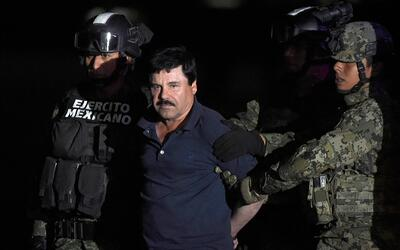 The accused Mexican drug trafficker, El Chapo Guzman, could be headed fo...