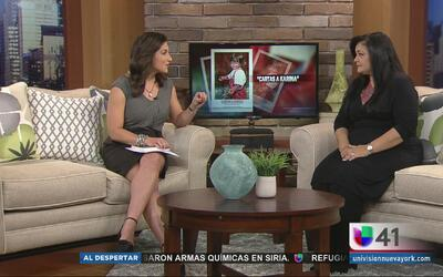 """""""Cartas a Karina"""", el libro escrito por un puertorriqueño a su nieta des..."""