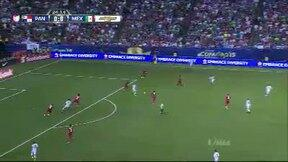 Highlights:México at Panamá on July 22, 2015