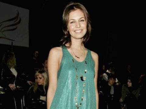 Daria Zhukova es una sexy modelo, diseñadora de moda y editora en...