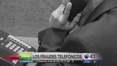 Consejos para evitar fraudes telefónicos