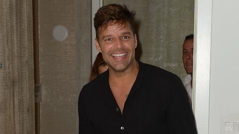 Ricky Martin se vio obligado a cancelar su concierto en Cancún