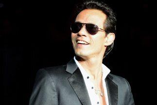 El cantante estadounidense de origen puertorriqueño Marc Anthony.
