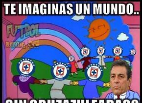 Cruz azul ganó pero los memes siguen reprochando la falta de un título p...