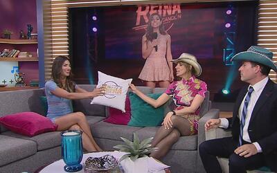 Mira los regalos que Alejandra Espinoza le trajo a Lili y a Carlos Calderón