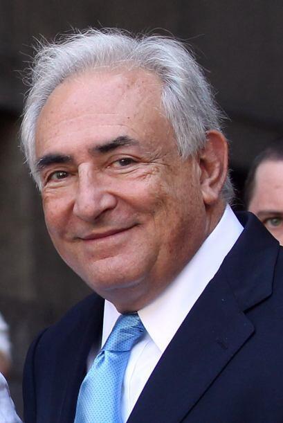 De acuerdo con información del FMI, Strauss Kahn tenía un sueldo de $441...