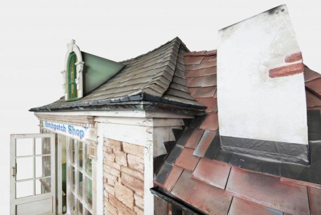 La casita cuenta con todos los servicios como calefacción, electricidad,...