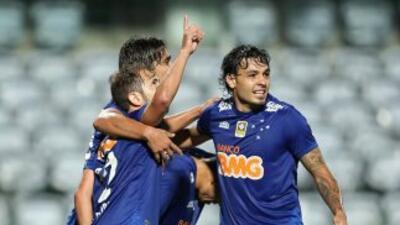 El equipo de Porto Alegre regresó a la senda del triunfo.