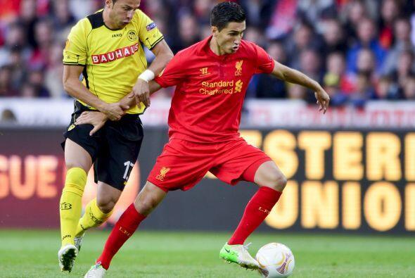 Esta Liga Europa cuenta con muchos equipos históricos como el Liverpool,...