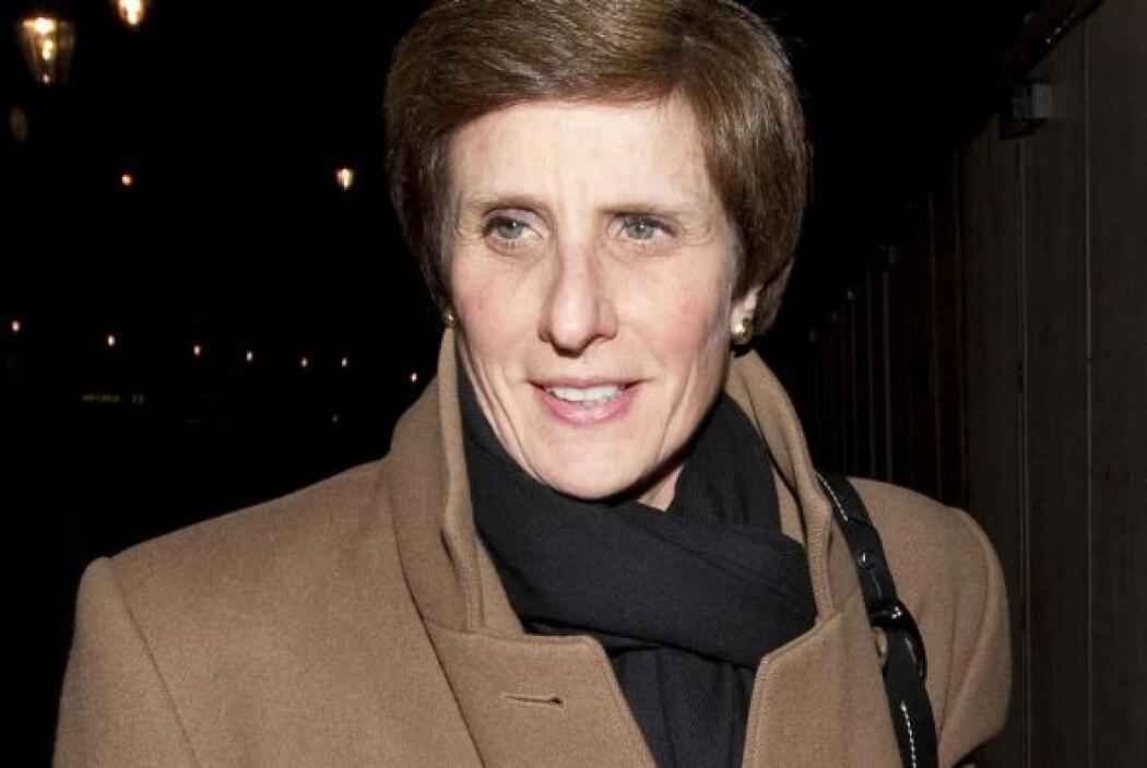 6. Irene Rosenfeld.  La sexta posición es para Irene Rosenfeld, de 60 añ...