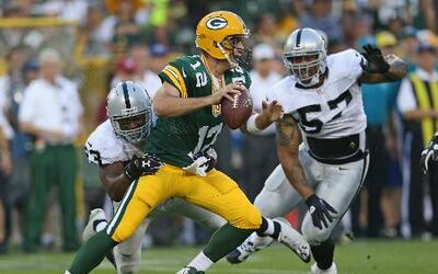 Highlights Semana 3: Oakland Raiders vs. Green Bay Packers