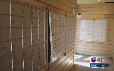 Reportan robo de correspondencia en complejo de apartamentos
