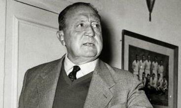 Bernabéu dirigió el club entre 1943 y 1978. Bajo su mandat...