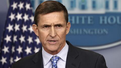 Casa Blanca se niega a entregar documentos sobre Michael Flynn para inve...