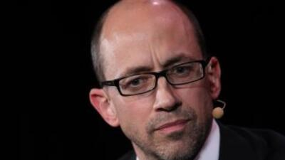 Dick Costolo, Aún CEO de Twitter.