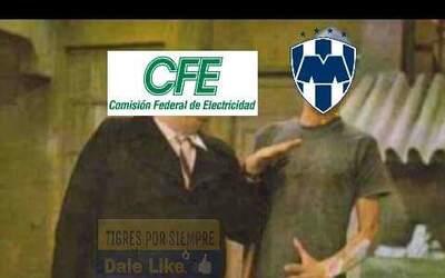La luz se fue en el nuevo estadio de Rayados y las burlas con memes no s...