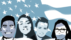 Juan Mascorro, Glancy Rosales, Carlos Reyes y Elizabeth Vilchis protagon...