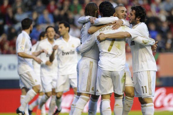 Real Madrid juega cada vez mejor, no pierde puntos y se mantiene como &u...