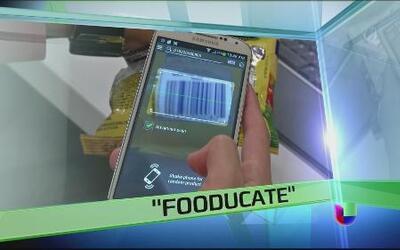 ¿Sabes cómo 'Fooducate' puede ayudarte a comer más saludable?