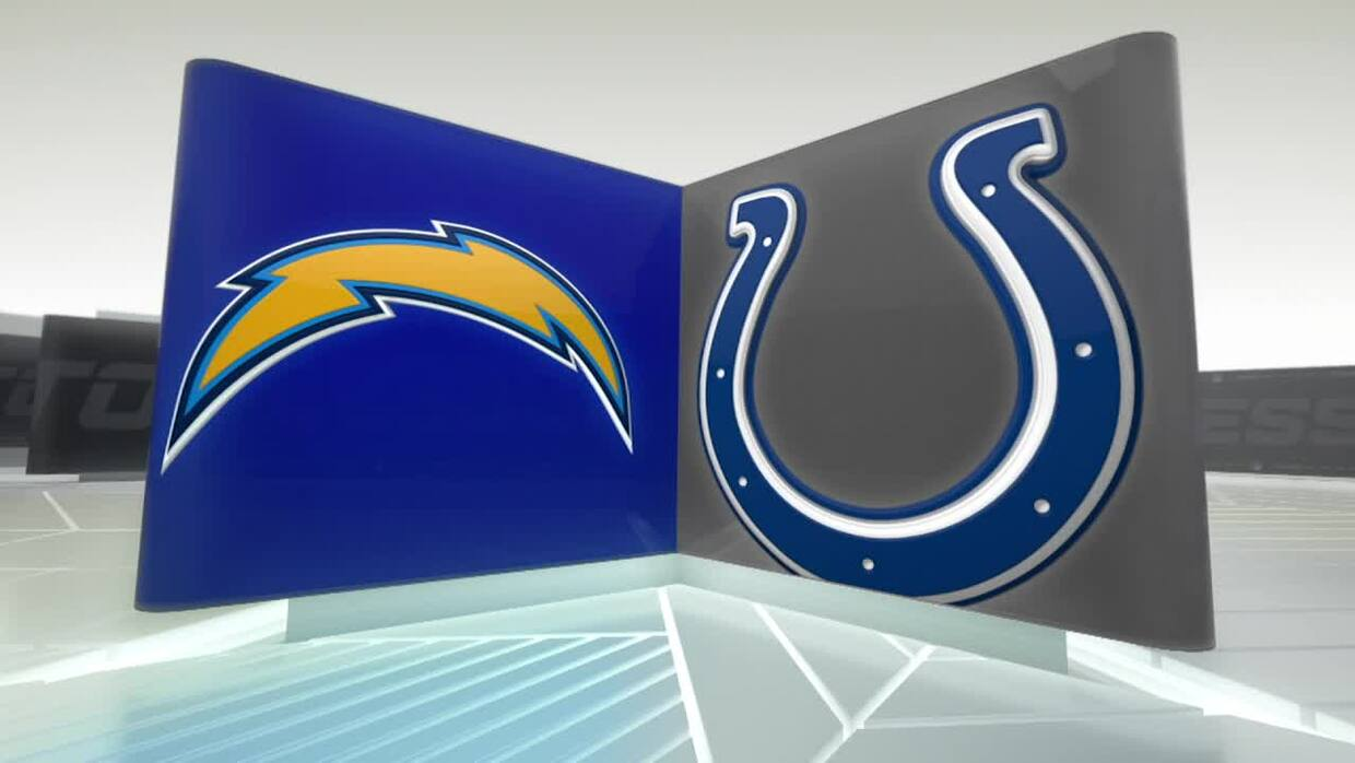 Semana 3 Highlights: San Diego Chargers 22-26 Indianapolis Colts