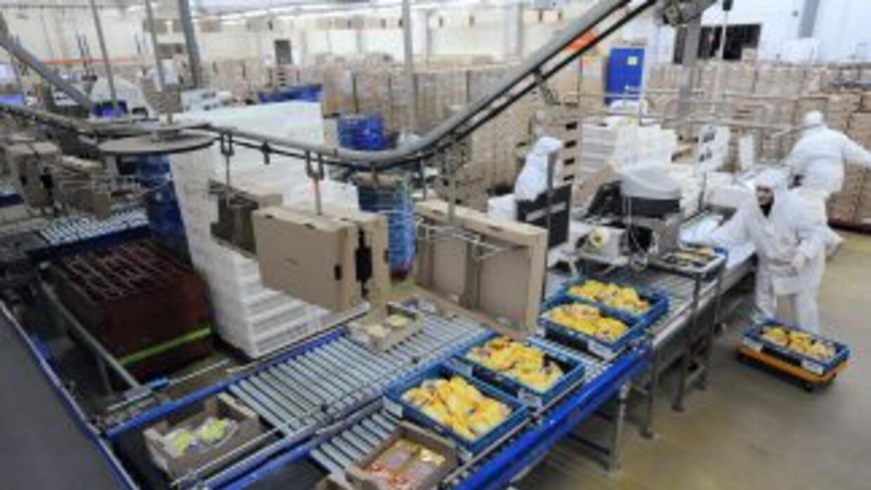 El provededor de alimentos con sede en Oklahoma está retirando del merca...