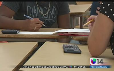Menor rendimiento académico entre estudiantes hispanos