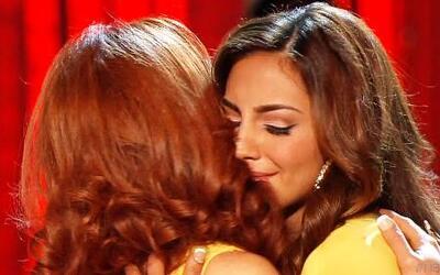 Gabriela se salvó de ser eliminada gracias a Osmel