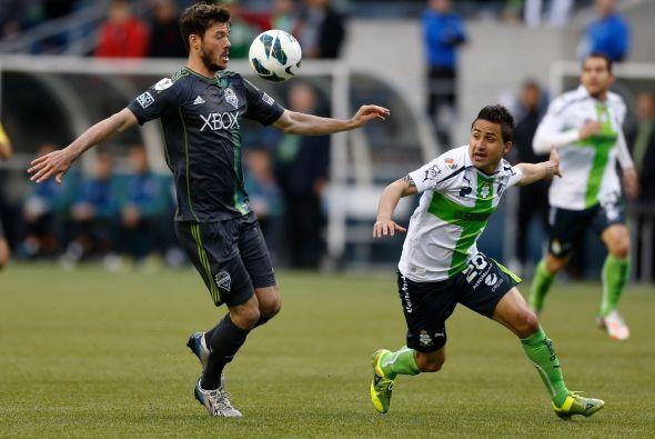 El equipo mexicano derrotó 1-0 al Seattle Sounders en el partido de ida...