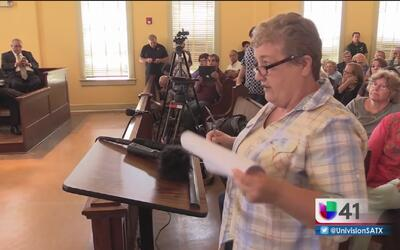 Condado Dimmit dice no al centro familiar para madres y niños indocument...