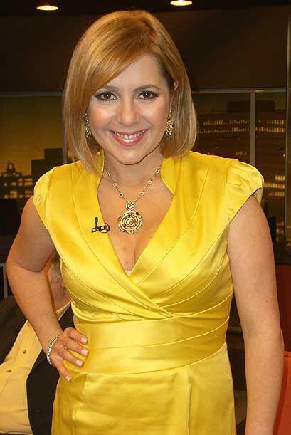Ana María Canseco fue la co conductora del programa con Don Francisco.