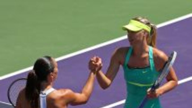 Maria Sharapova y Jelena Jankovic