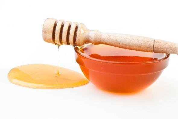Miel de abejas  LO BUENO:  tiene un alto contenido de antioxidantes (fla...