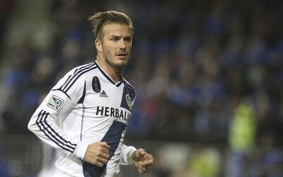 David Beckham, candidato a ingresar al Salón de la Fama estadouni...