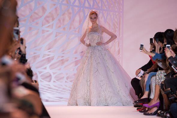 Zuhair Murad Fashion Week Paris