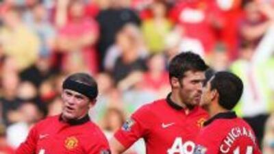 Manchester United dejó escapar tres puntos en casa ante West Bromwich.