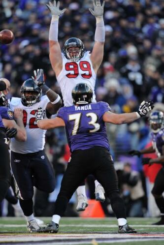#12 DEJ.J. Watt, Houston Texans (AP-NFL).