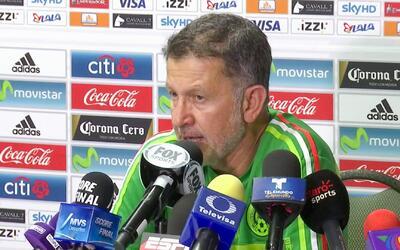 """Juan Carlos Osorio: """"Carlos Vela ha entendido que el fútbol es un trabaj..."""