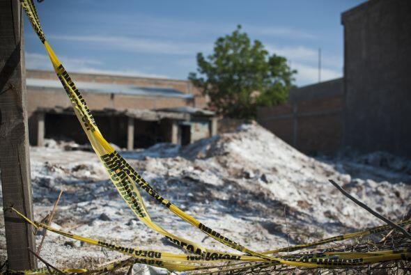 """Del 11 de abril a la fecha suman más de 200 cadáveres sacados de cinco """"..."""