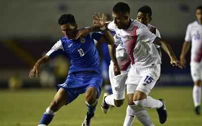 Costa Rica empató 0-0 con Nicaragua
