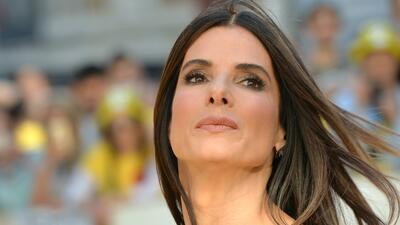 Sandra Bullock en el estreno de 'Minions' en Londres