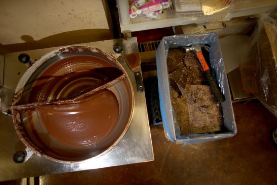 Europa importa todo el cacao que utiliza para fabricar el mejor chocolat...