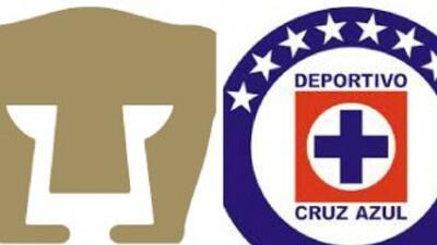 Pumas y Cruz Azul juegan en la fecha 16 del Clausura 2015.